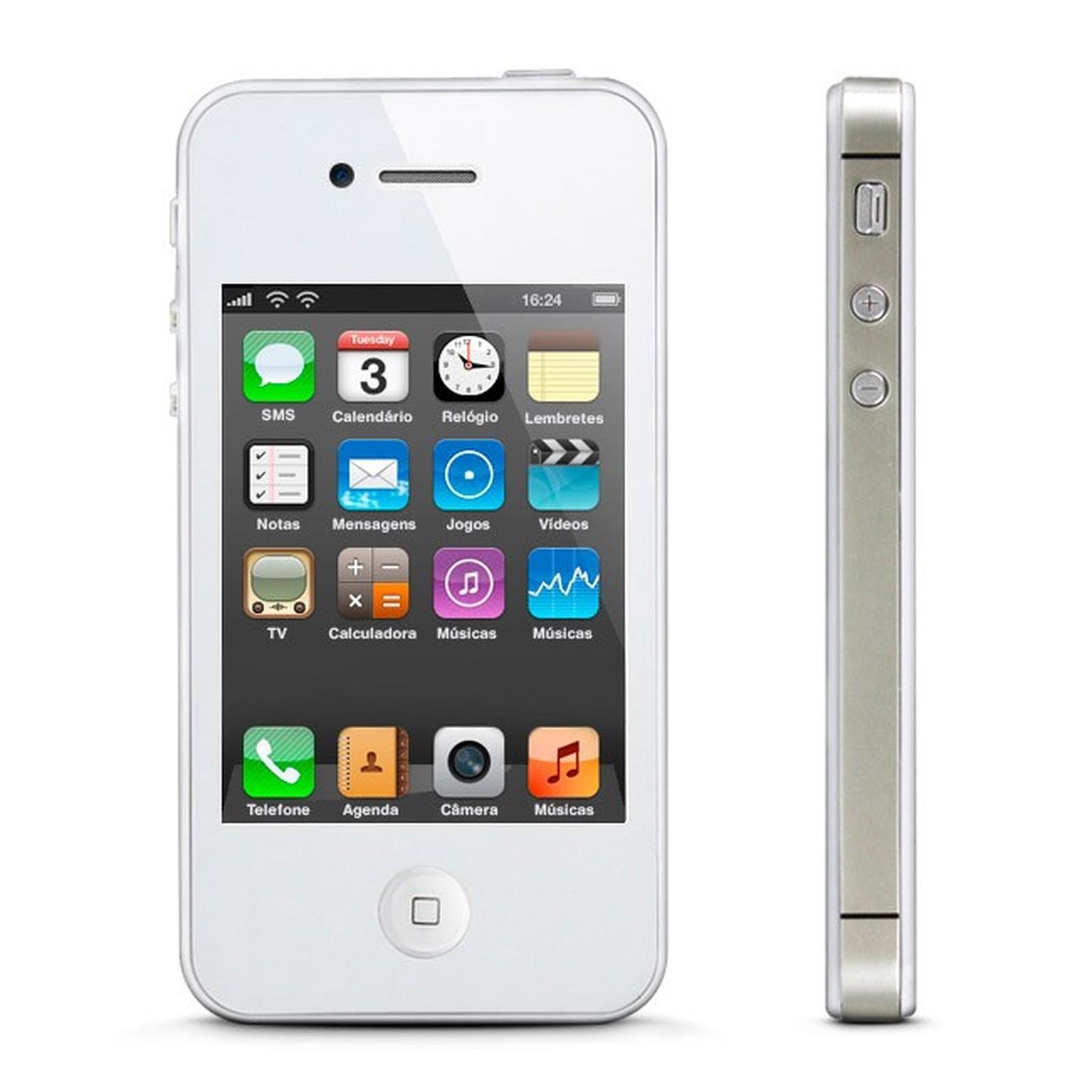 HiPhone 4: cópia barata do iPhone fez sucesso no Brasil — Foto: Divulgação